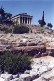 A Temple in Athens