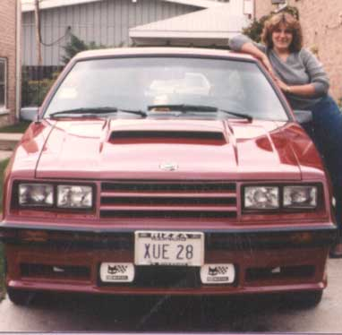 My first wheels- 1982