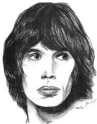 Jagger Print