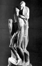 Michelangelo, Pietà Rondanini, Milan (I), Sforzesco Castle